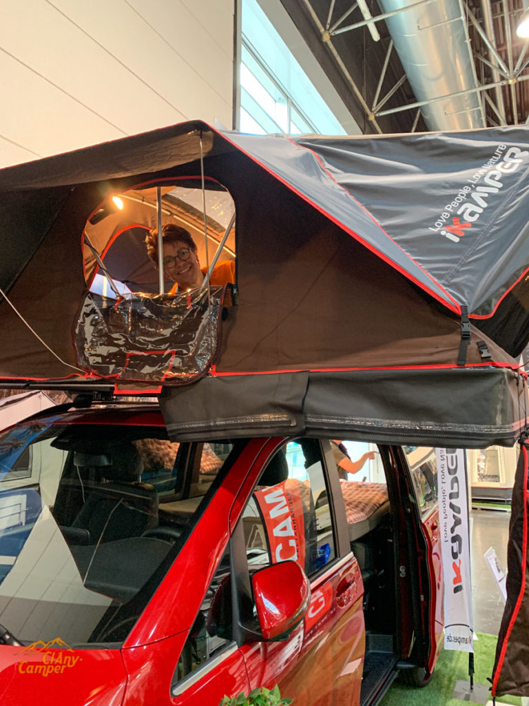 Caravan Salon 2019 iKamper