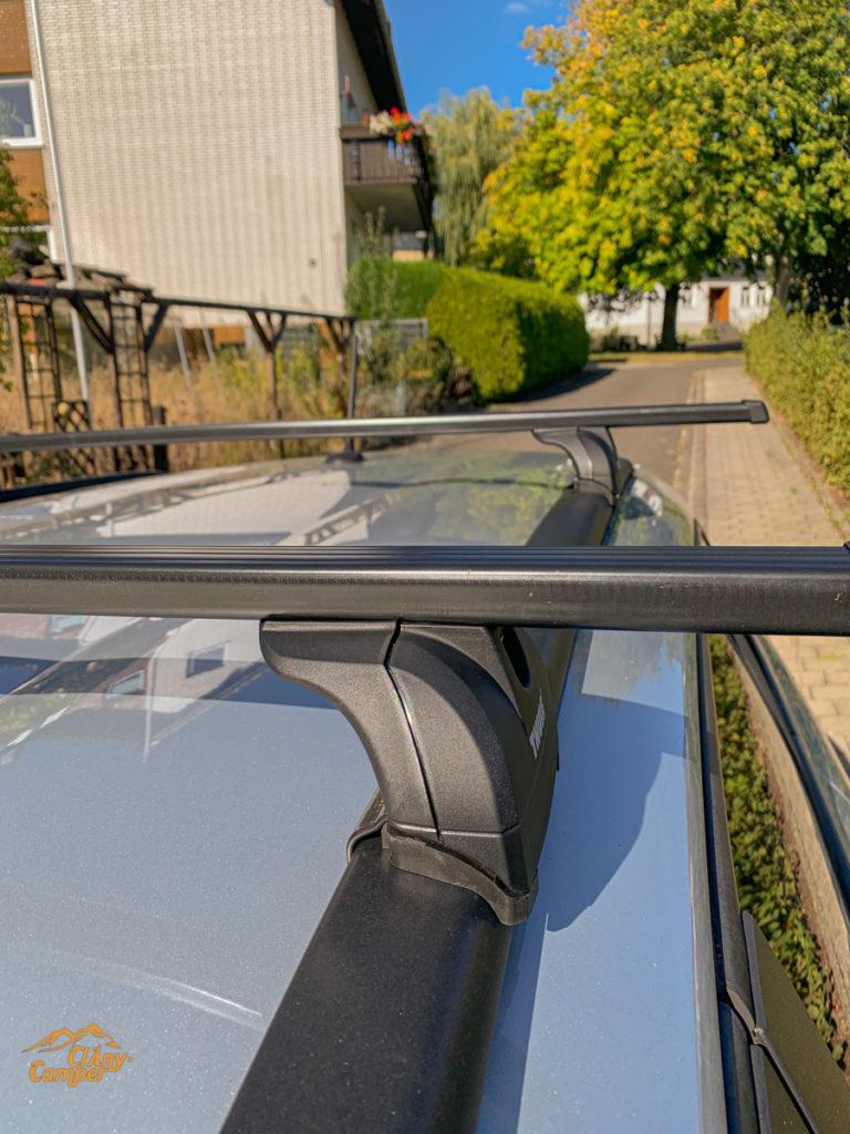 Dachträger - und dann kam es doch anders