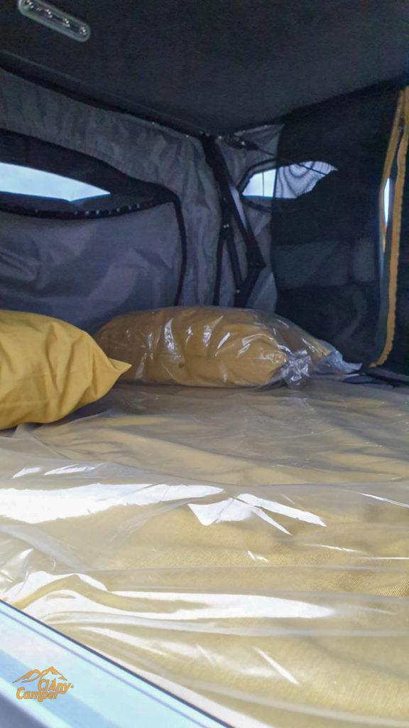 Unser Dachzelt Maggiolina Airtop ist da!