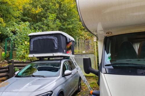 Dachzelt Airtop 360