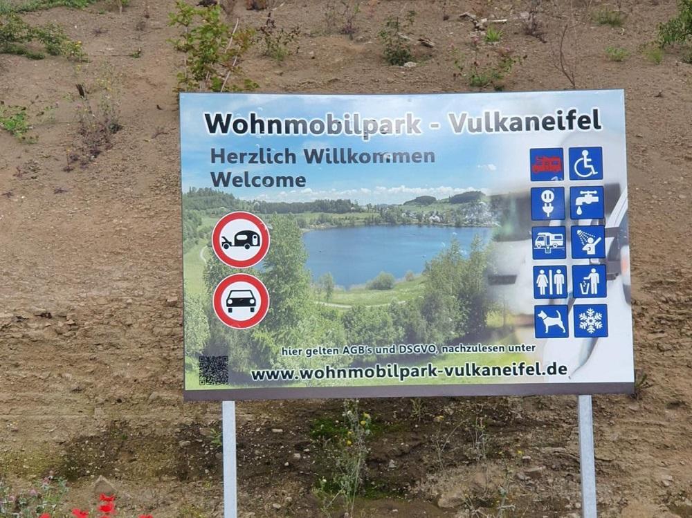 Wohnmobilpark Vulkaneifel