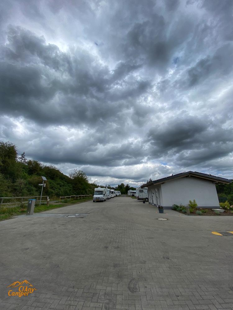 Wohnmobilpark Vulkaneifel Platz